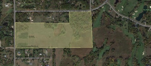 55 Acres of Potential Rural Land