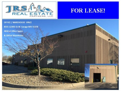 Office/Warehouse / 8555 123rd Ave W Savage MN 55378