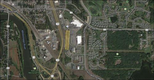 Retail/Commercial Land-5.5 Acres-Elk River