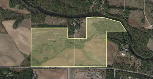 90 +/- Acres-Residential Development Land