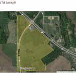 St Joseph Development Land / 78 acres